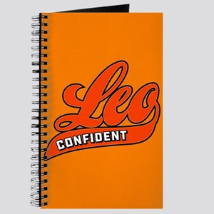 Leo Confident Baseball Journal