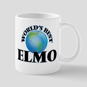 World's Best Elmo Mugs