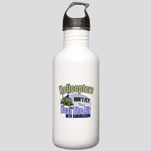 Helicopters Don't Fly Stainless Water Bottle 1.0L