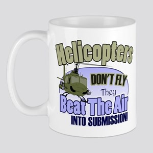 Helicopters Don't Fly Mug Mugs