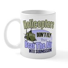 Helicopters Don't Fly Mug Mugs