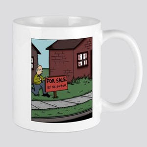 For Sale By Neighbor 11 oz Ceramic Mug