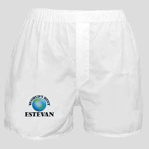 World's Best Estevan Boxer Shorts