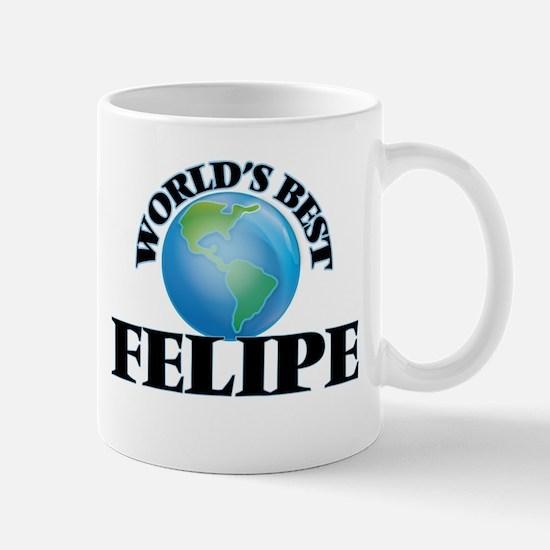 World's Best Felipe Mugs