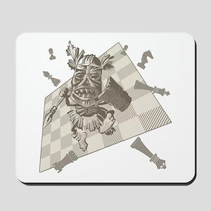 Lucky Chess Juju Charm Mousepad