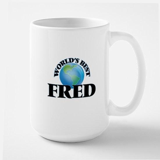World's Best Fred Mugs