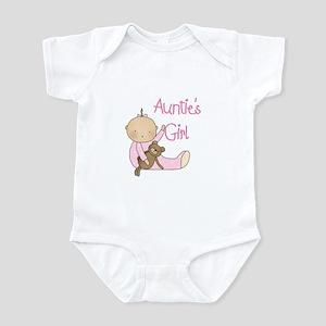 Auntie's Girl Infant Bodysuit