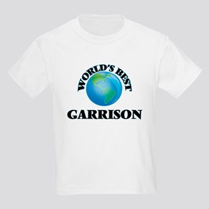 World's Best Garrison T-Shirt