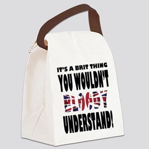 Bloody understand2 (W) Canvas Lunch Bag