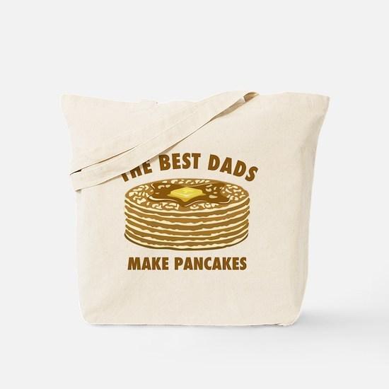 Best Dads Make Pancakes Tote Bag