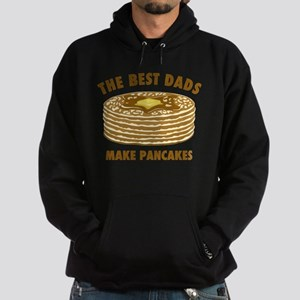 Best Dads Make Pancakes Hoodie (dark)