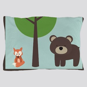 Into the Woods Pillow Case
