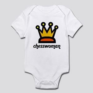 Chess - Chessman Chesswoman Infant Bodysuit