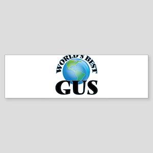 World's Best Gus Bumper Sticker