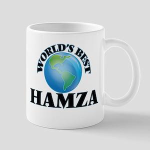 World's Best Hamza Mugs