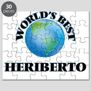 World's Best Heriberto Puzzle