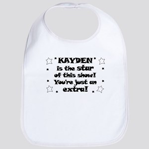 Kayden is the Star Bib