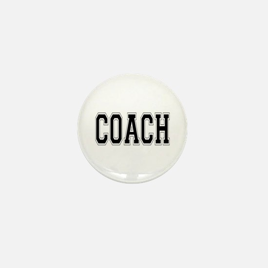 Coach Mini Button