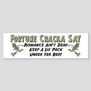 """Romance Ain't Dead: Keep A 6 Pack Under Yer Bed!"""