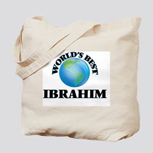 World's Best Ibrahim Tote Bag