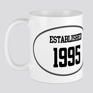 Established 1995 Mug
