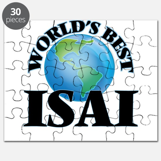 World's Best Isai Puzzle