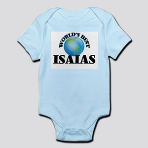 World's Best Isaias Body Suit
