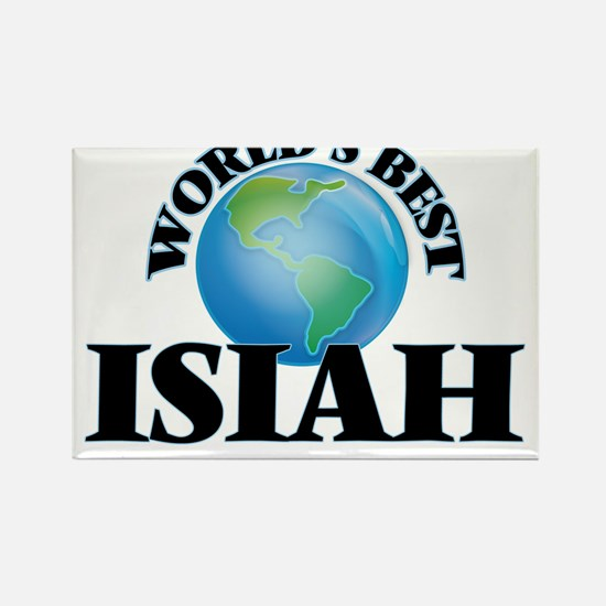 World's Best Isiah Magnets
