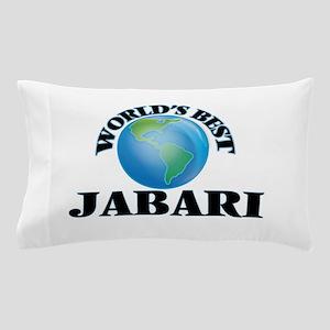 World's Best Jabari Pillow Case
