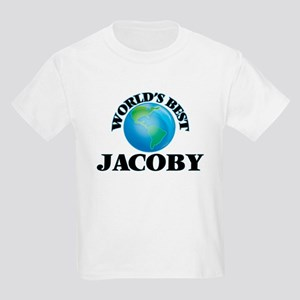 World's Best Jacoby T-Shirt
