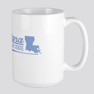 Louisiana State of Mine Mugs