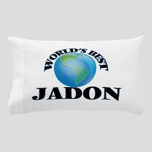 World's Best Jadon Pillow Case