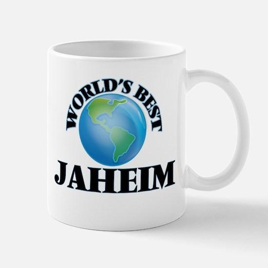 World's Best Jaheim Mugs