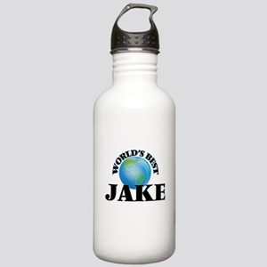 World's Best Jake Stainless Water Bottle 1.0L