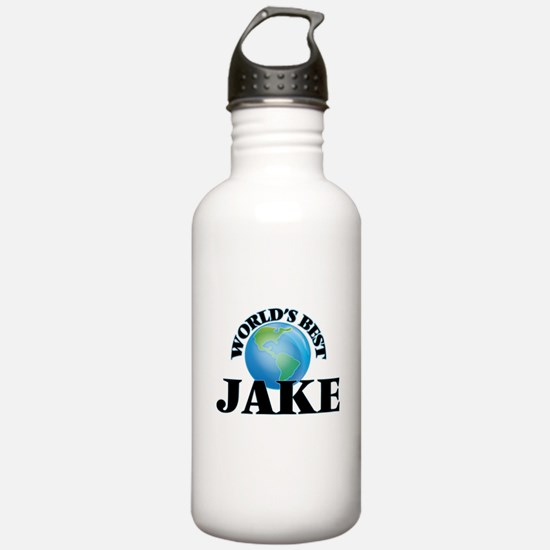 World's Best Jake Water Bottle
