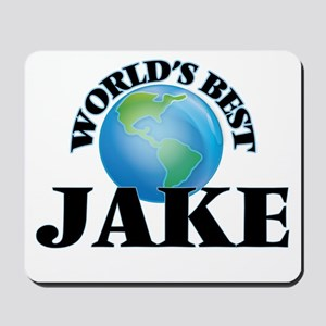 World's Best Jake Mousepad