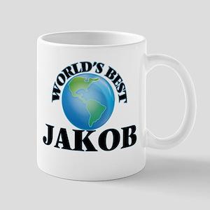 World's Best Jakob Mugs