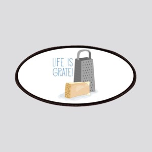 Life is Grate Patches