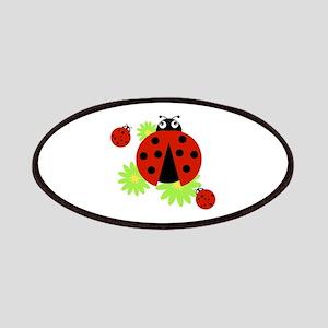 Ladybugs Patches