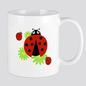 Ladybugs Mugs