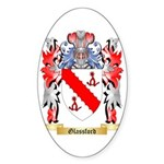 Glassford Sticker (Oval 50 pk)