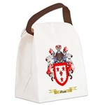 Glass Canvas Lunch Bag
