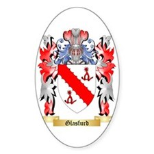 Glasfurd Sticker (Oval)