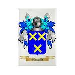 Glanville Rectangle Magnet (100 pack)