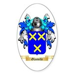 Glanville Sticker (Oval)