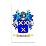 Glanville 35x21 Wall Decal