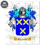 Glanville Puzzle