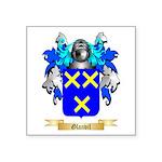 Glanvil Square Sticker 3