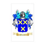 Glanvil Sticker (Rectangle)