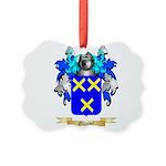 Glanvil Picture Ornament
